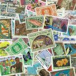 Sammlung Von Wallis Und Futuna Gestempelten Marken