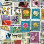 Sammlung gestempelter Briefmarken Albanien