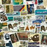 Stamp collection Germany Is used