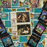 Collezione di francobolli Ajman usati
