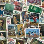 Sammlung gestempelter Briefmarken Jugoslawien