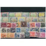 Montenegro-Sammlung gestempelter Briefmarken