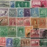 Collection de timbres Terre Neuve oblitérés
