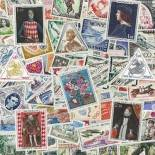 Collection de timbres obliteres de Monaco
