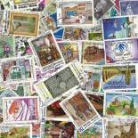 Collection de timbres Tunisie oblitérés