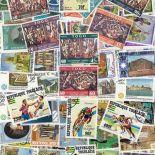 Collection de timbres Togo oblitérés