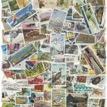 Collezione di francobolli Sud Occidentali africano usati
