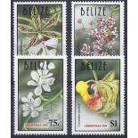 Neue Briefmarken Orchideen Belize Nr. 1071/1074