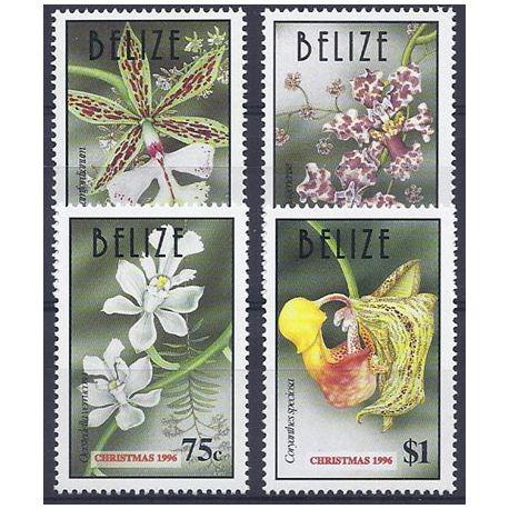 Collection Timbres Flore Timbres orchidees Belize N° 1071/1074 neufs à partir de 4,00 €
