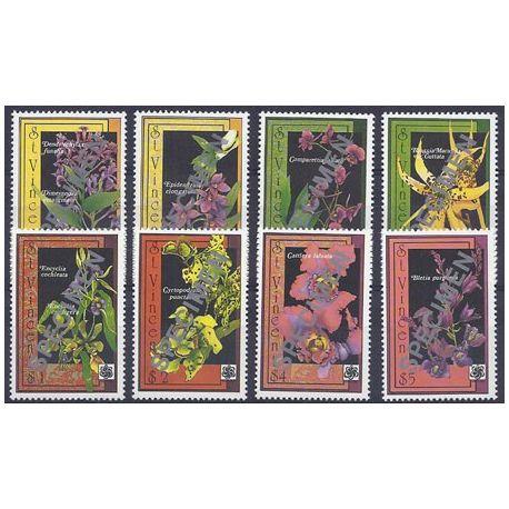 Collection Timbres Flore Timbres orchidees St Vincent N° 1230A/H neufs à partir de 15,00 €