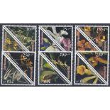 Neue Briefmarken Orchideen Surinam Nr. 1375/1386