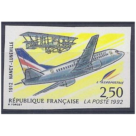 Timbre France N° 2778 non-dentelé - neuf