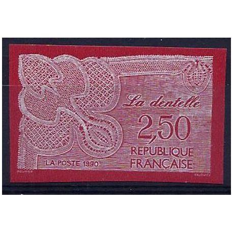 Timbre France N° 2631 non-dentelé - neuf