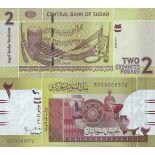 Precioso de billetes Sudán Pick número 71 - Livre