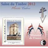 Francia CNEP Block No. 61 francobolli Planete - Nuovo senza linguella