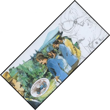 France Bloc-Souvenir N° 4 - neuf - 2005