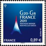 France Autoadhésifs N° 598 - Neufs