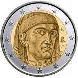 Italien - 2 Euro Gedächtnis- - 2013 Boccaccio