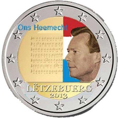 Luxembourg - 2 Euro commémorative - 2013