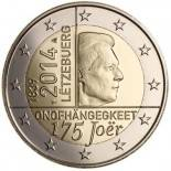 Luxembourg - 2 Euro commémorative - 2014