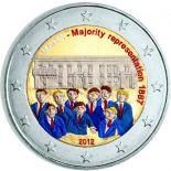 Malta - 2 euro commemorativa - 2012 in colore