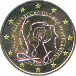 Netherlands - 2 Euro commemorative color 2013