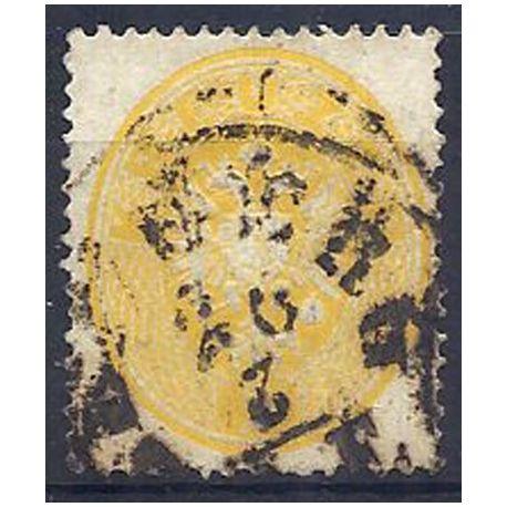 Timbre Autriche N° 22 Oblitéré - TB