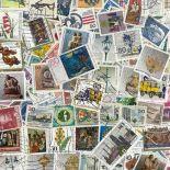 Collezione di francobolli Berlino usati