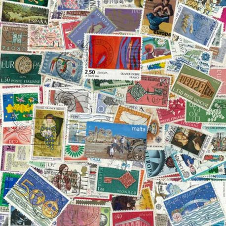 Europa - 100 timbres différents