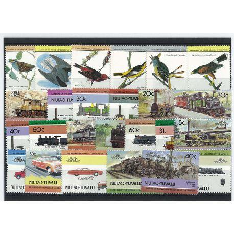 Nuitao - 25 verschiedene Briefmarken