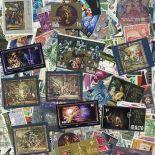 Malta-Sammlung gestempelter Briefmarken