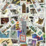 Briefmarkenensammlung Polen Sammlung gestempelter Briefmarken