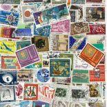 Sammlung gestempelter Briefmarken Portugal
