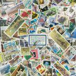 Collection de timbres Grande Bretagne Empire oblitérés