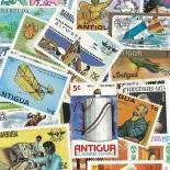 Stamp collection Antigua And Barbuda Mint NH