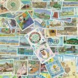 Collezione di francobolli Arabia Saudita usati
