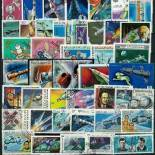 Soyouz-Sammlung gestempelter Briefmarken