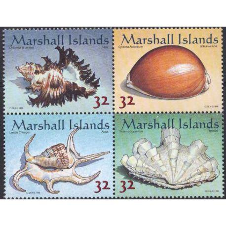 Marshall - Nr. 909/12-neun ohne Scharnier