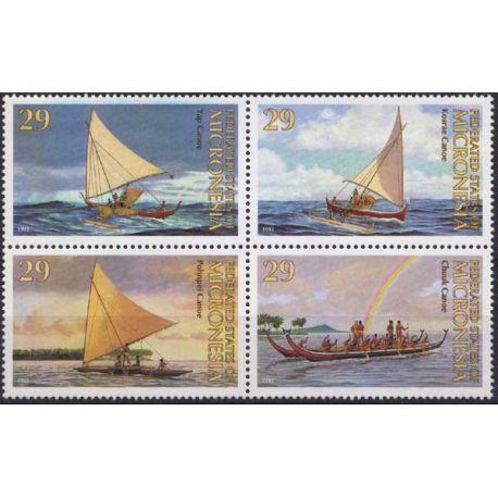 Micronesie - N° 230/33 - Neuf sans charnière