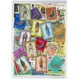 Sammlung gestempelter Briefmarken Oman
