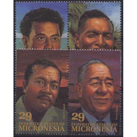 Micronesie - N° 234/37 - Neuf sans charnière