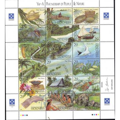 Micronesie - N° 258/75 - Neuf sans charnière