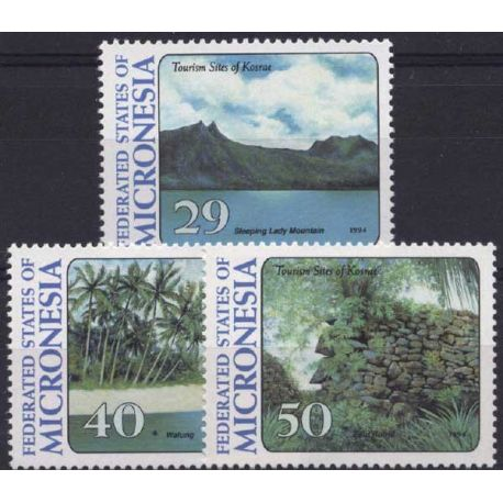 Micronesie - N° 276/78 - Neuf sans charnière
