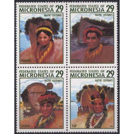Micronesie - N° 291/94 - Neuf sans charnière
