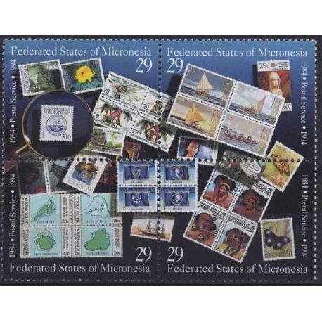 Micronesie - N° 306/9 - Neuf sans charnière