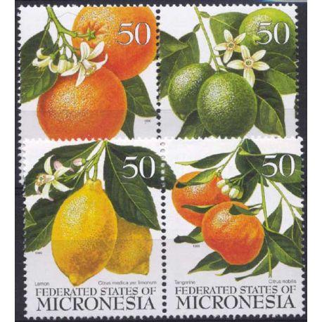 Mikronesien - Nr. 432/35-neun ohne Scharnier