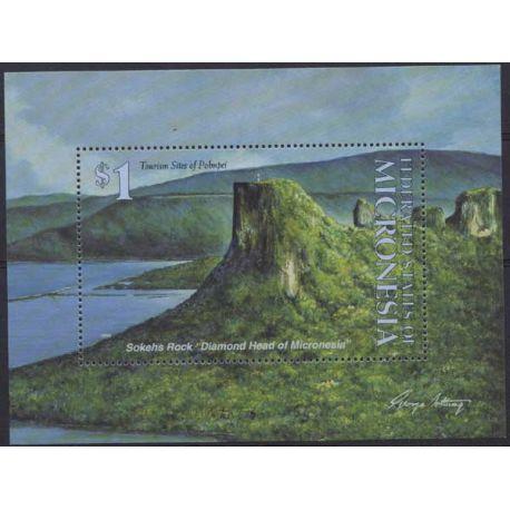 Micronesie - Bloc N° 14 - Neuf sans charnière