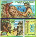 isla de Pascua barato - 500 Rongo