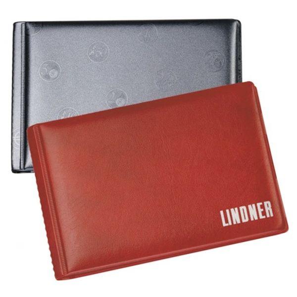 album de poche pour 48 monnaies lindner. Black Bedroom Furniture Sets. Home Design Ideas