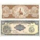 Billet de banque collection Philippines - PK N° 136 - 10 Pesos